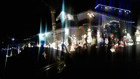 christmas lights in moreno valley youtube