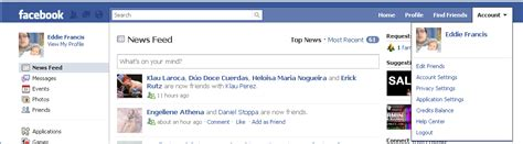 facebook chat bar top friends facebook find your top 6 chatters
