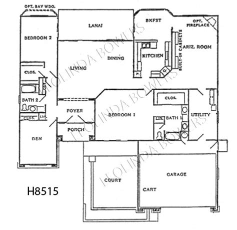 sun city west floor plans sun city west san simeon floor plan