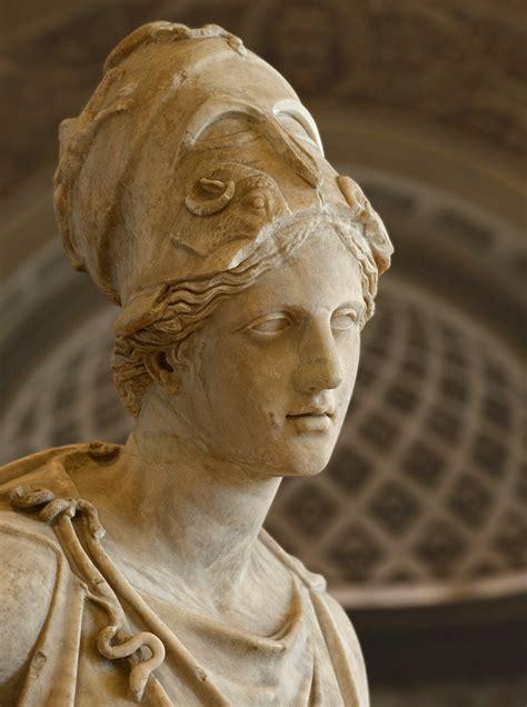 God Statue athena so called athena mattei paris louvre museum