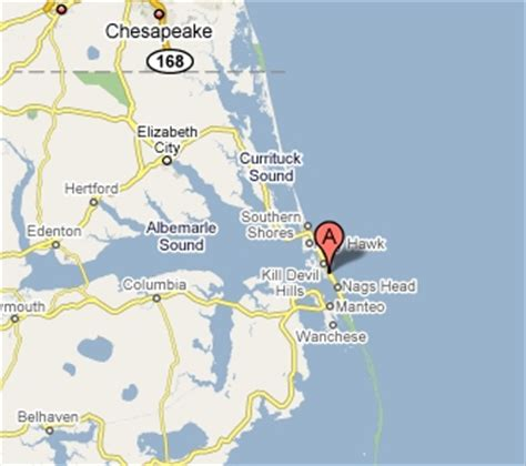 map of outer banks nc outer banks vacation guide outer banks vacation rentals hotels and villas in outer