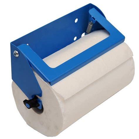 werkstatt papierrollenhalter porta rotolo di carta per furgoni