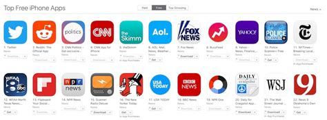 new app to news category in app store to boost