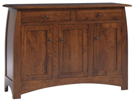 houzz sideboards mission sideboard craftsman buffets and sideboards