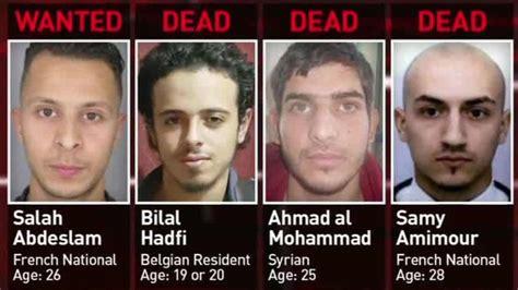 paris terrorist suspects killed u s officials paris attackers left little trace