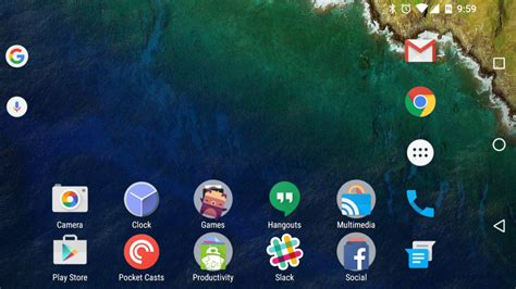 android rotate home screen app version 5 8 beta brings back auto rotate home screen option icon normalization