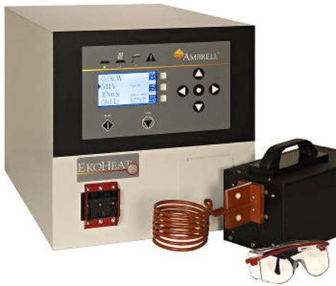 induction heater automotive ambrell ekoheat induction heating system used for automotive gear hardening
