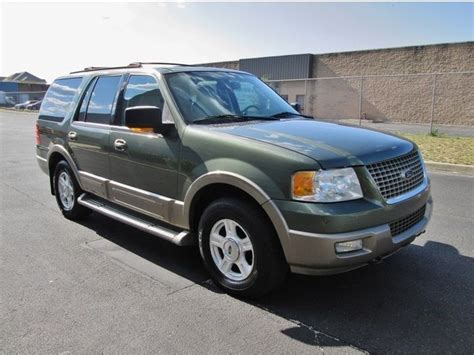 Ford Expedition Eddie Bauer by 2004 Ford Expedition Eddie Bauer 4x4 Loaded Sharp Color