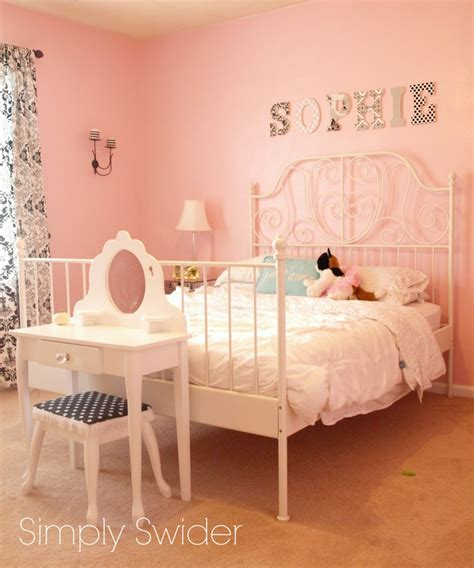 pink and black paris themed bedroom rooms simply swider