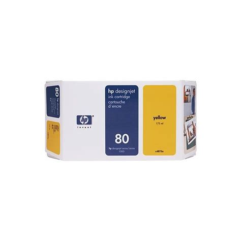 Cartridge Epson 188 C Original hewlett packard hp c4848a hp 80 high capacity yellow