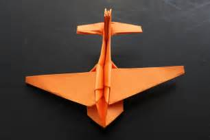 How Do You Make A Airplane Out Of Paper - how to make a cool paper plane origami jimbo