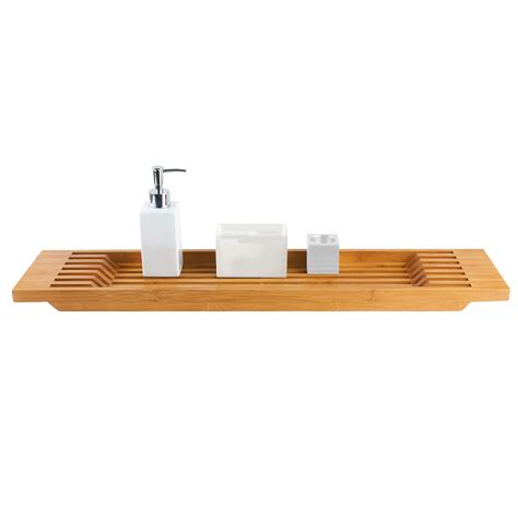 bathtub caddy modern bathtub caddy set pt touch of modern