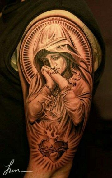 tattooed heart ministries jesus tattoo catholic church the virgin mary the mother of