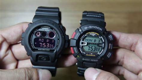 Casio G Shock G 9000ms 1adr to casio g shock dw 6900ms 1 vs casio g shock g