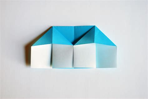 origami house make an adorable origami doll house