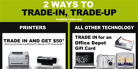office depot coupons that don t exclude technology office supplies furniture technology at office depot