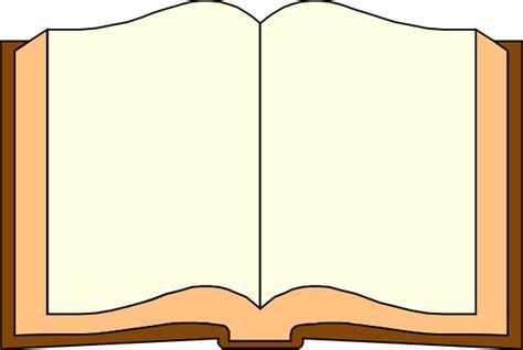 open book template blank open book clip at clker vector clip