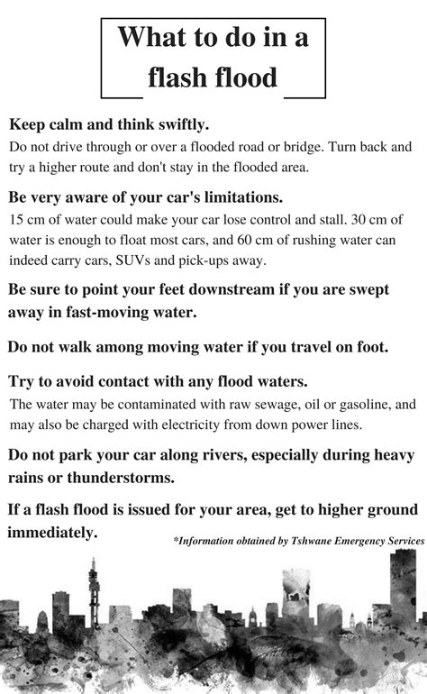 Safety tips during thunderstorms - Centurion Rekord