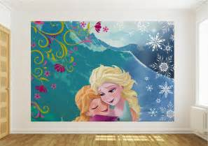 Wall Murals For Kids Rooms kids room disney frozen wall mural elsa kids room