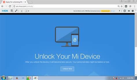 cara membuat akun xiaomi redmi note cara unlock bootloader xiaomi mi4c mi4 mi4i redmi 3