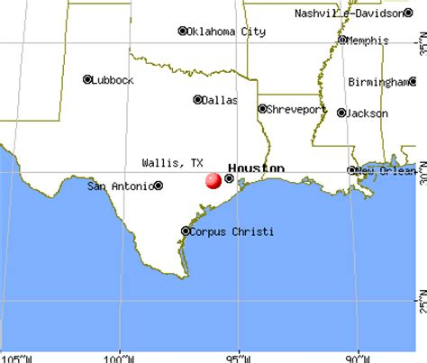 wallis texas map wallis texas tx 77485 profile population maps real estate averages homes statistics
