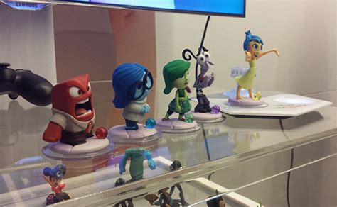 disney infinity new charactersing out disney infinity 3 0 will include inside out play sets