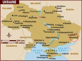 pro russians call another east ukraine region independent