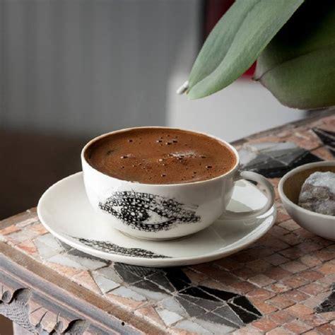 Handmade Espresso - handmade espresso turkish coffee cups eye and lip by
