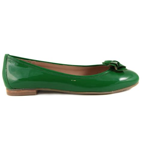 green shoes flats buy vanilla moon laria green flat shoe