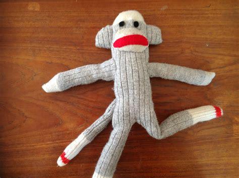 sock monkey diy
