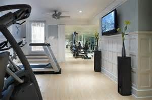 Home Fitness Rooms 13 Home Fitness Room Design Exles Mostbeautifulthings