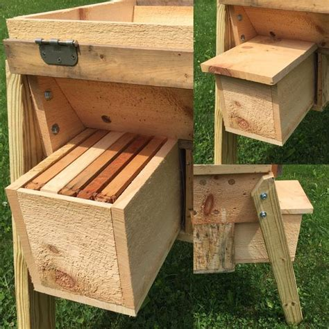 top bar hive with langstroth frames mgostkiewicz gmail com tri gable lea farm llc