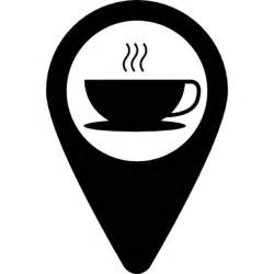 pins coffee shop icons free download