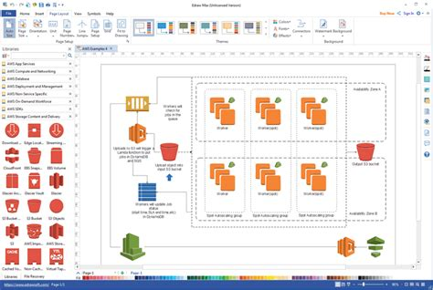 visio wiring diagram software k grayengineeringeducation