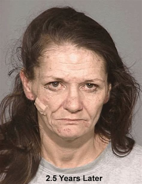 meth head mugshots you will never want to do drugs after seeing these faces