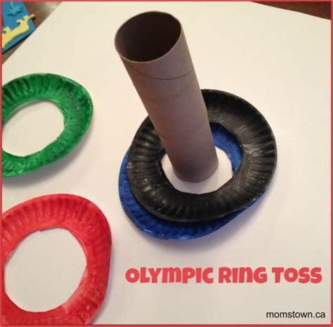 Safsof See Saw Ring Toss 120 best images about preschool february on
