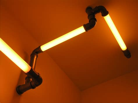 atomic lighting tubes make your room glow and how to make atomic lighting tubes by emandes studio