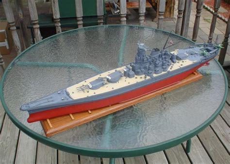 boats unlimited james city yamato world s largest plastic ship model imodeler