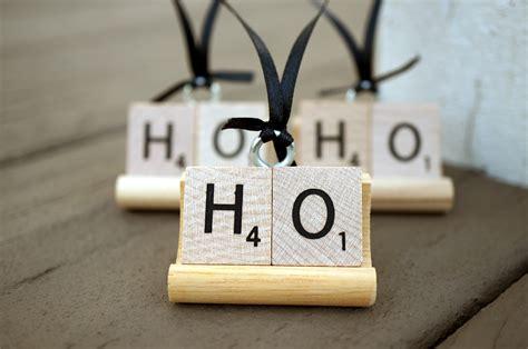 is ho a scrabble word 3 ho ho ho scrabble 174 ornaments gift for