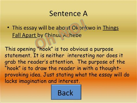 Persuasive Essay On Things Fall Apart By Achebe by Okonkwo Character Essay Apaabstract X Fc2
