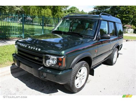 land rover green 2003 epsom green land rover discovery se 55956564 photo