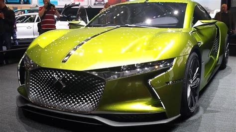 Prototyp Auto by New Prototype Citroen Ds E Tense Salon De L Auto
