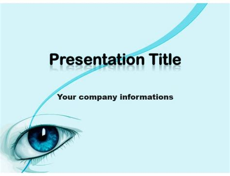 powerpoint templates free eye powerpoint templates free eye gallery powerpoint
