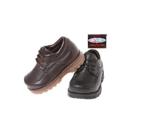 black dress shoes for toddler baby toddler boys brown black dress shoes 5 6 7 8 9 10 ebay