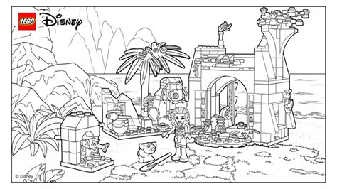 paw patrol sea patrol boat instructions moana s beautiful island home coloring page activities