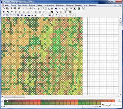 pattern generator marker patten marker priorityaid