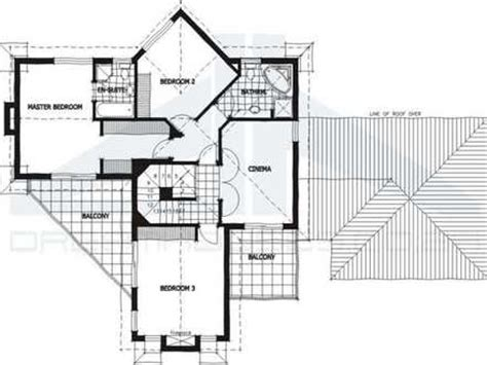 ultra modern house floor plans modern house design modern
