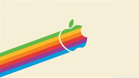 Wallpaper Apple Rainbow | apple logo rainbow wallpaper 841998