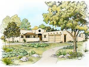 southwestern style homes bosswood southwestern style home plan 095d 0044 house plans and more