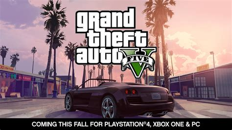 wann kommt gta5 für ps4 grand theft auto v playstation 4 xbox one pc
